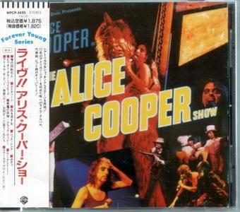 Alice Cooper - The Alice Cooper Show (1977) {1990, Japan 1st Press}