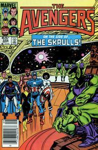 Avengers 259 (1985) (MrWoodman