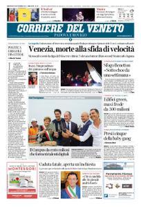 Corriere del Veneto Padova e Rovigo – 18 settembre 2019