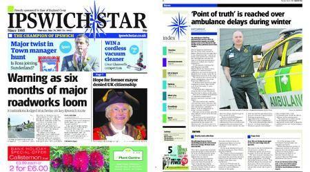 Ipswich Star – May 24, 2018