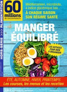 60 Millions de Consommateurs Hors-Série - Août-Septembre 2019