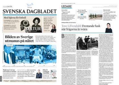 Svenska Dagbladet – 17 juni 2018