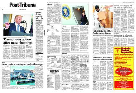 Post-Tribune – August 06, 2019