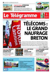 Le Télégramme Ouest Cornouaille – 27 juin 2020