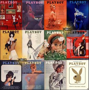 Playboy USA - Full Year 1963 Issues Collection