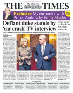 The Times - 18 November 2019