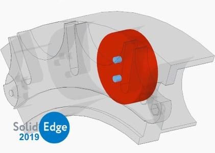 Siemens Solid Edge 2019 MP07 Update