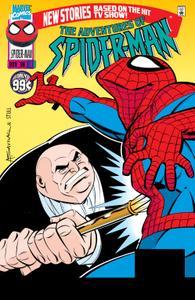Adventures of Spider-Man 008 1996 Digital Shadowcat