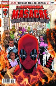 El Despreciable Masacre 31: Marvel Legacy. El Universo Marvel mata a Masacre Parte 4