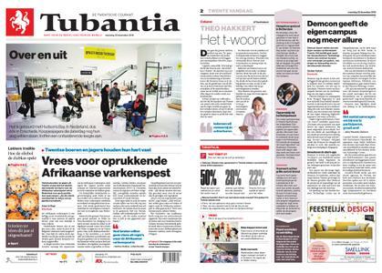 Tubantia - Enschede – 30 december 2019