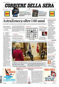 Corriere della Sera - 8 Aprile 2021