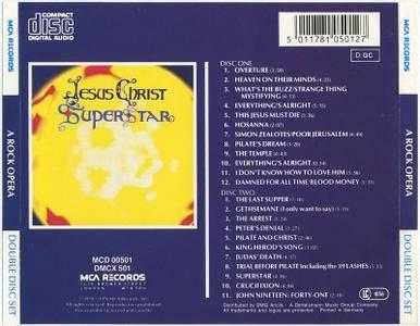 Andrew Lloyd Webber & Tim Rice - Jesus Christ Superstar (1970)