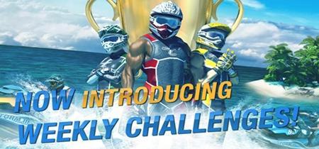 Aqua Moto Racing Utopia - Weekly Challenges (2019)