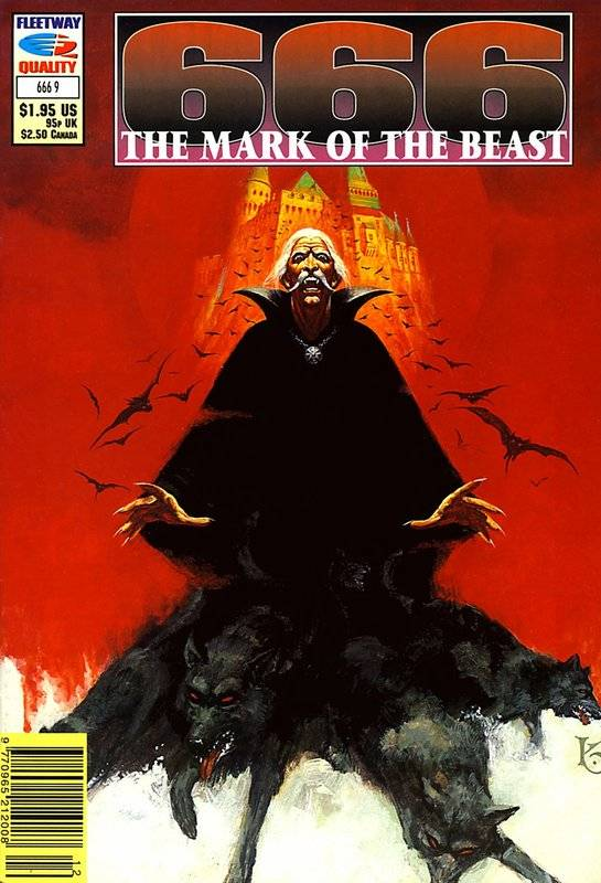 666-The Mark Of The Beast 009 (1991)