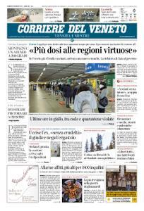 Corriere del Veneto Venezia e Mestre – 08 gennaio 2021