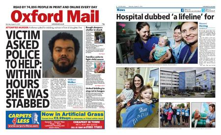Oxford Mail – August 31, 2019