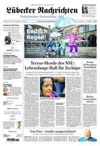 Lübecker Nachrichten Ostholstein Süd - 12. Juli 2018