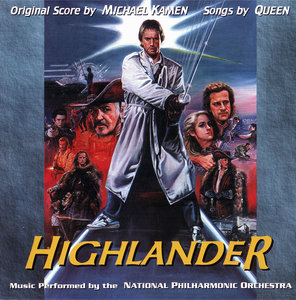 Michael Kamen & Queen - Highlander: Soundtrack (1986) Expanded 25th Anniversary Edition 2011, Unofficial Release