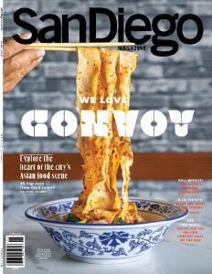 San Diego Magazine - June 2021