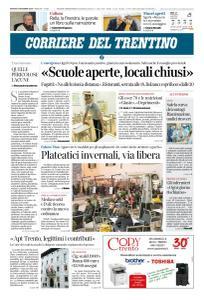 Corriere del Trentino - 3 Novembre 2020
