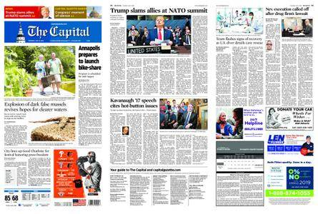 The Capital – July 12, 2018