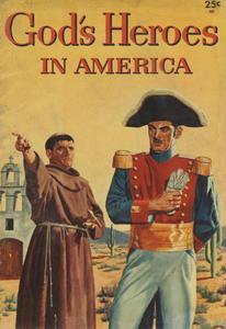 Gods Heroes in America 1956 Western c2c