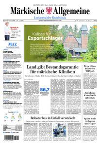 Märkische Allgemeine Luckenwalder Rundschau - 16. Juli 2019