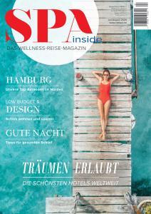 Spa Inside Germany - Juli-August 2020