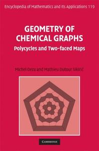 Geometry of Chemical Graphs: Polycycles and Two-faced Maps