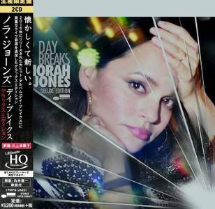 Norah Jones - Day Breaks (2016) {2017, 2UHQ-CD, Deluxe Edition, Japan}