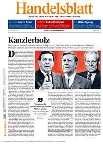 Handelsblatt - 28. November 2016