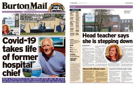 Burton Mail – May 12, 2020