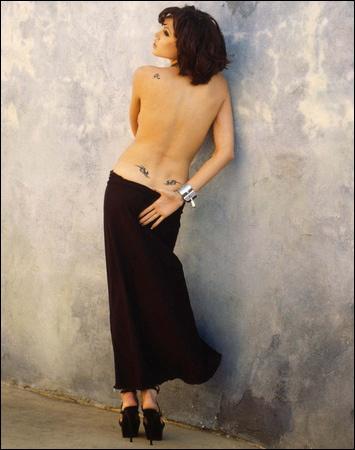 Angelina Jolie - Marcel Indik Photoshoot