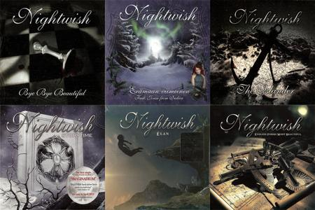 Nightwish: Singles & EP's Collection part 3 (2007 - 2015)