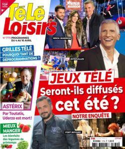 Télé Loisirs - 30 Mars 2020