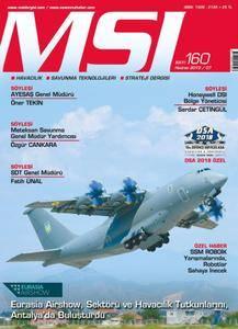 MSI Dergisi - Haziran 2018