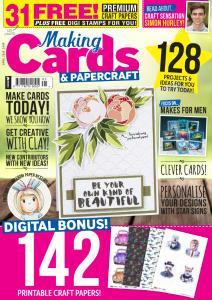 Making Cards & Papercraft - April 2019