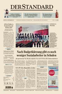 Der Standard – 02. September 2019