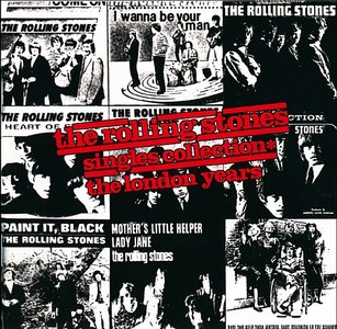 The Rolling Stones - Singles Collection: The London Years (1989/2005/2011) [Official Digital Download 24bit/88,2kHz] RE-UP