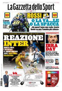 La Gazzetta dello Sport Sicilia – 02 gennaio 2020