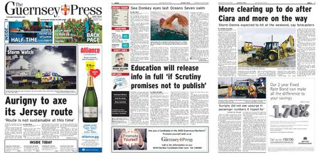 The Guernsey Press – 12 February 2020