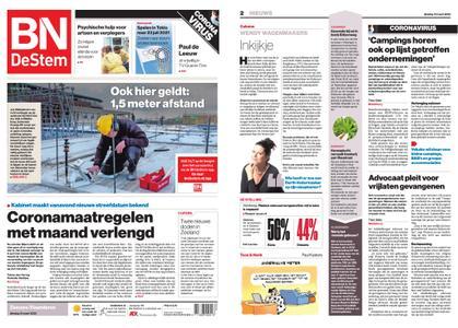 BN DeStem - Zeeuws-Vlaanderen – 31 maart 2020