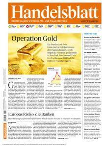 Handelsblatt - 28. Dezember 2015
