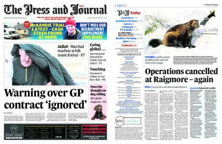 The Press and Journal Moray – February 09, 2018