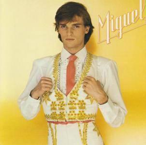 Miguel Bosé - Miguel (1980) [1992, Reissue]