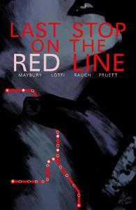 Dark Horse-Last Stop On The Red Line 2020 Hybrid Comic eBook