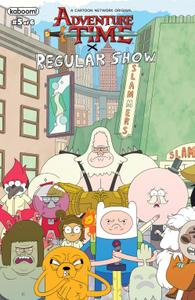 Adventure Time - Regular Show [2017-12] 005