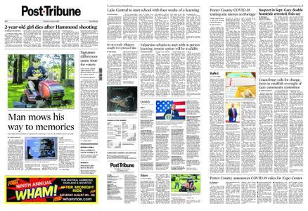 Post-Tribune – August 01, 2020