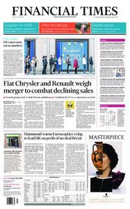 Financial Times UK – May 27, 2019