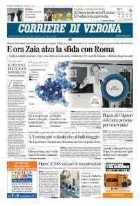 Corriere di Verona - 24 Ottobre 2017